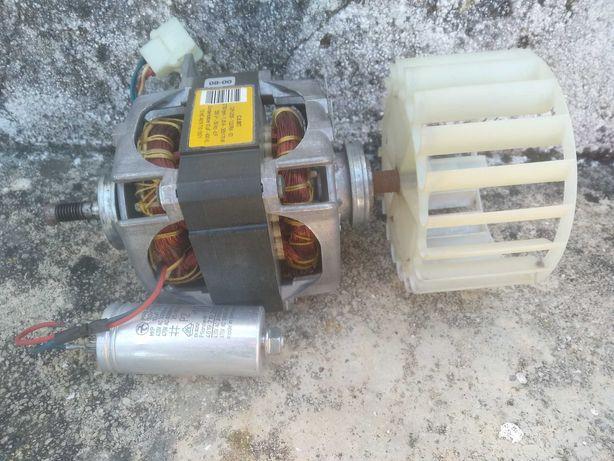 Motor e resistência maquina secar roupa Whirlpool