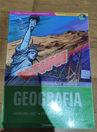 Geografia Matura 2007