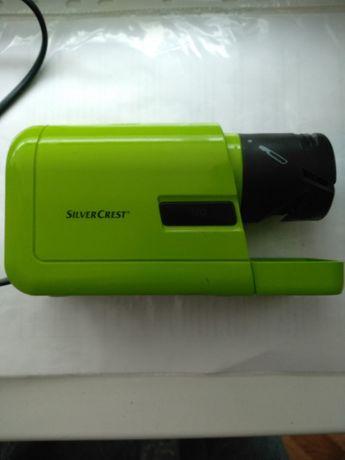 Электрическая точилка для ножей и ножниц 220W