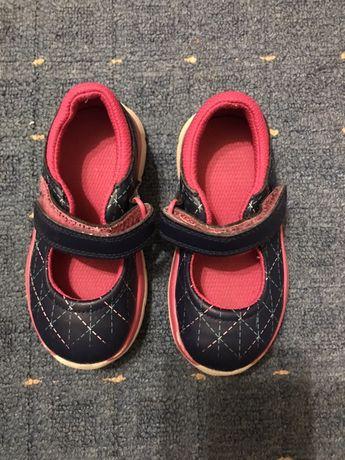 Clarks кросовки туфли 22 размер