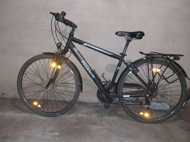 Немецкий велосипед Pegasus (не  cube,giant, gt,trek, focus).