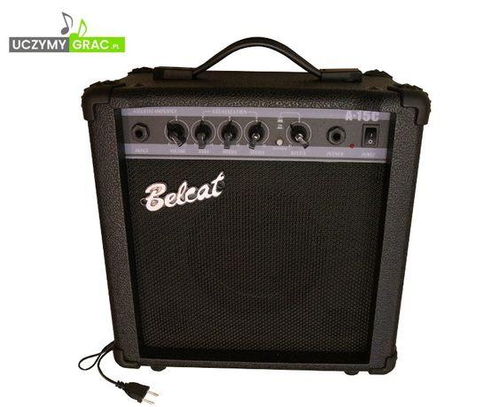 Wzmacniacz gitarowy BELCAT A-15C piecyk OKAZJA CENOWA !!!