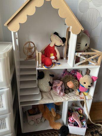 Продам кукольный домик в идеальном состоянии! Очень дешево!