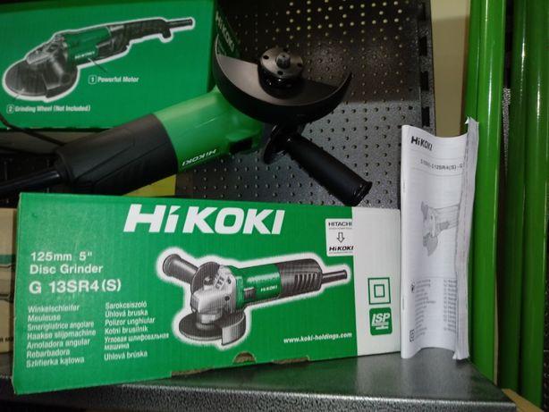 Szlifierka kątowa Hitachi G13SR4 Bosch Diax Nowa Hikoki Szlifierka