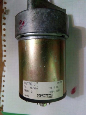 Електродвигатель krouzet