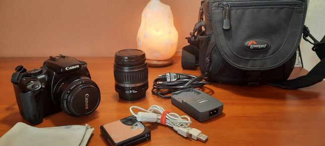 Фотоапарат canon d400