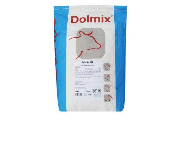 Dolmix BO 20 kg zapewnia uzyskanie właściwego umięśnienia bydła opasow