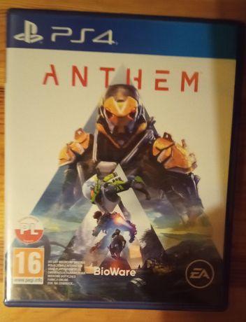 Gra Anthem PlayStation 4