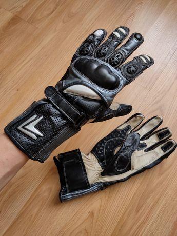 Мотоперчатки кожаные Frank Thomas мото перчатки M-L frank thomas