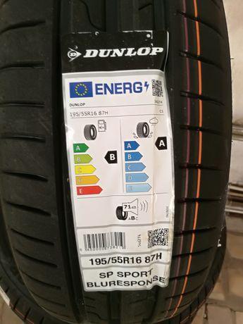 Pneus Dunlop 195/55R16
