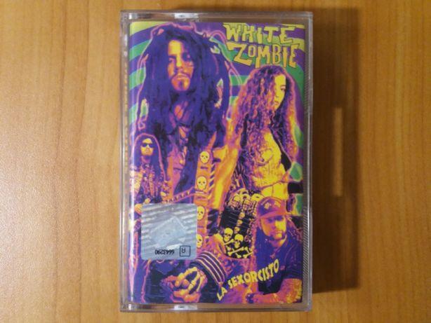 WHITE ZOMBIE La Sexorcisto Devil Music Vol. 1 kaseta magnetofonowa