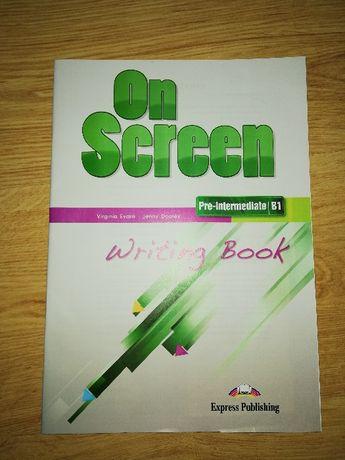 On Screen Pre-Intermediate (B1). Writing Book