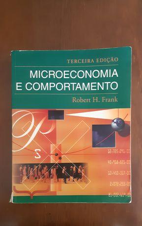 Livro Microeconomia e comportamento Robert H. Frank