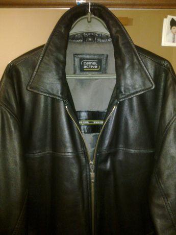 Куртка кожаная CAMEL-ACTIVE большая 58-60-62 разм.