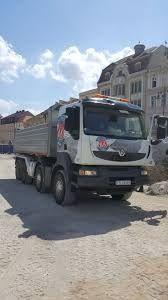 Usługi transporwe wywrotka od 1 do 20t transport Czarnozie piasek żwir