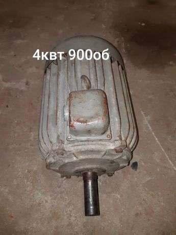 4квт Электродвигатель електродвигатель електродвигун електромотор