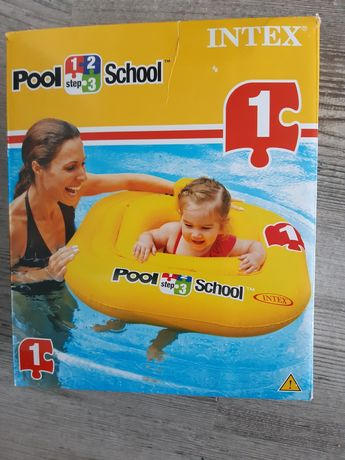 Intex Pool school Step 1