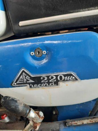 Motorizada efs 220 record