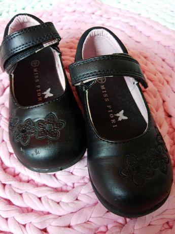 Eleganckie buciki dla dziewczynki Miss Fiori 23