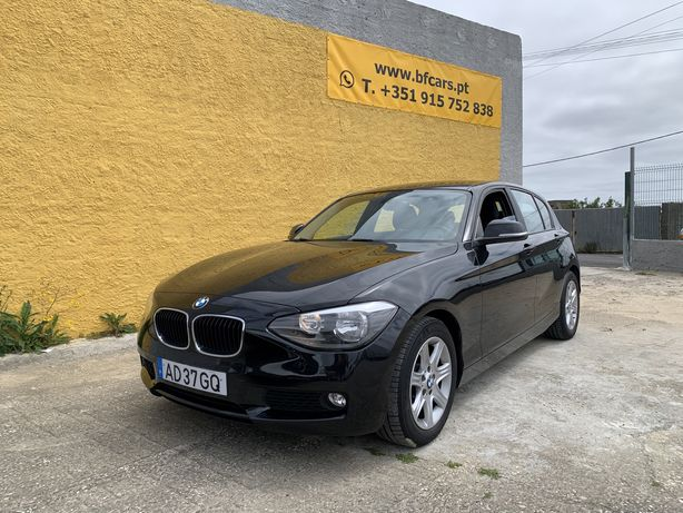 BMW serie 1 116D - 2015 - Negociável