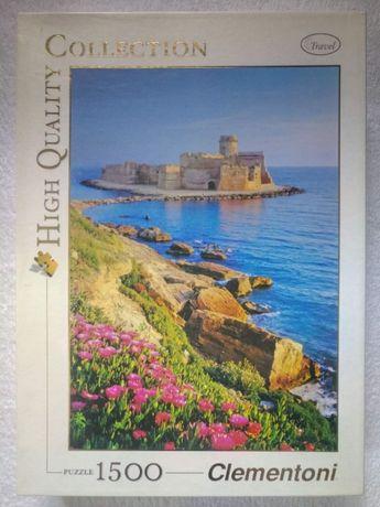 Пазл Clementoni Calabria Capo Rizzuto (31941) 1500 элементов (Италия)