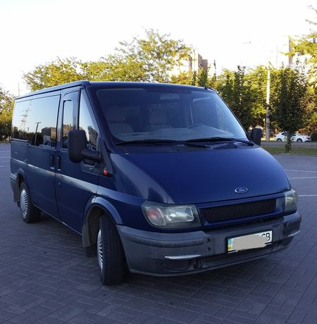 Продается микроавтобус Ford Transit!