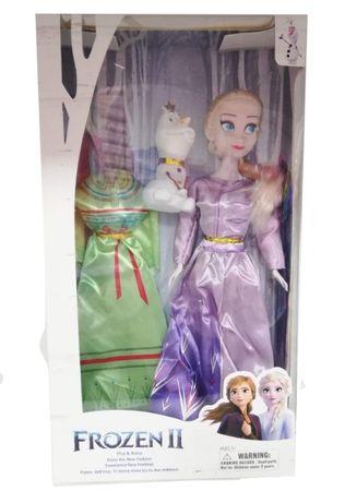 Lalka Elsa z Kraina Lodu 2 + Olaf