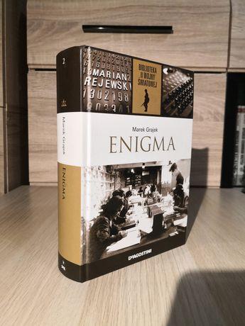Marek Grajek - Enigma biblioteka II wojny światowej