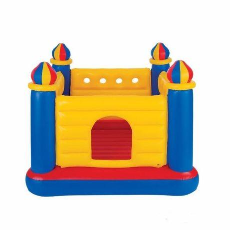 Детский надувной батут Intex (Интекс) 48259 Замок 175х175х135 см