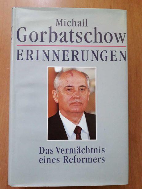 Michail Gorbatschow Erinnerungen (Wspomnienia)