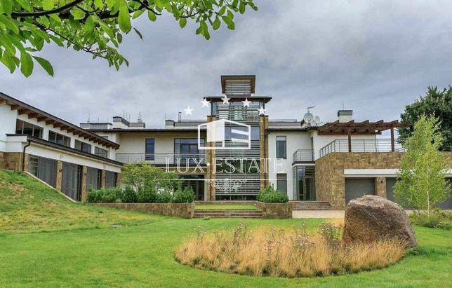 Lux-Estate предлагает в аренду шикарный особняк в с. Новые Петровцы