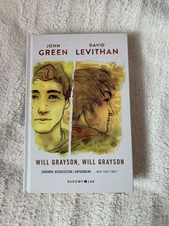 Will Grayson, Will Grayson - John Green i David Levithan