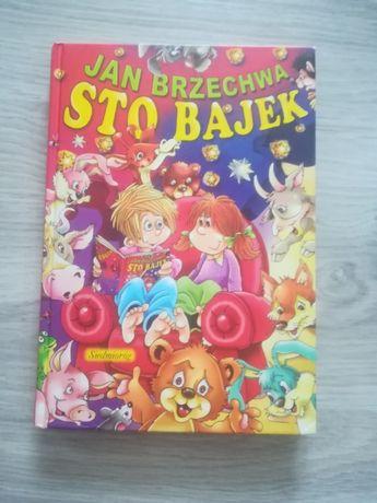 Książka sto bajek Jan Brzechwa