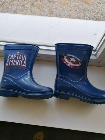 Galochas Capitão America