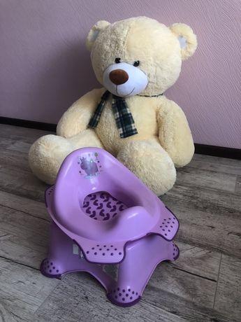 Подставка подножка Детский комплект для туалета