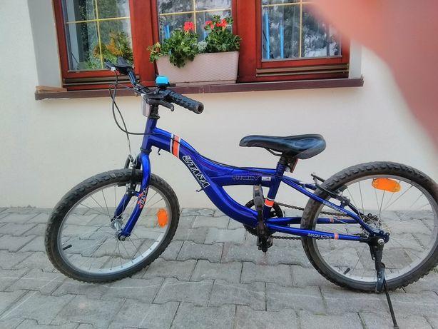 Rowerer dla chłopca  6-10 lat