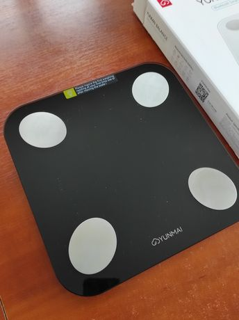 Смарт-ваги Xiaomi YUNMAI Balance Smart Scale Black