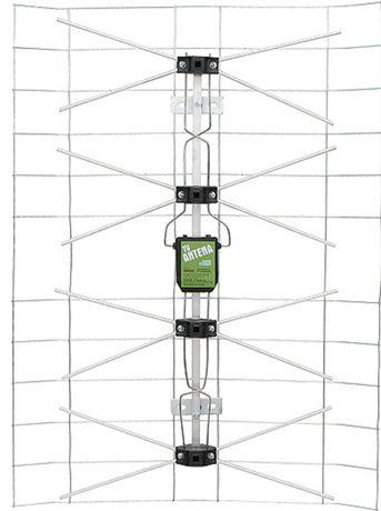 Antena szerokopasmowa zasilacz+ wzmacniacz