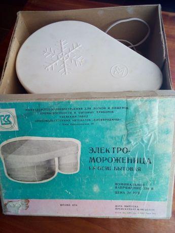 электромороженица СССР