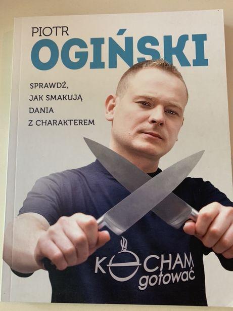 Piotr Ogiński - książka z przepisami