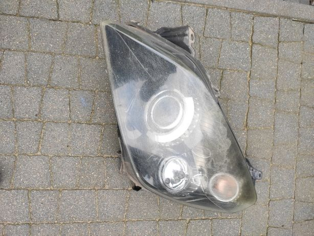 Opel Astra H - ksenon skrętny - lampy