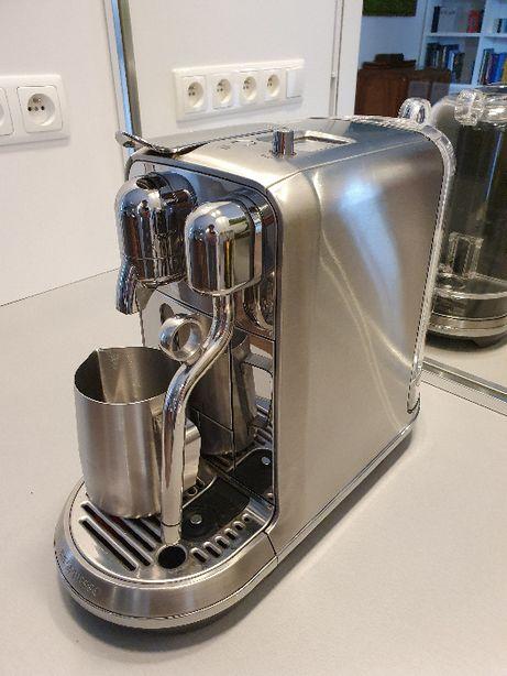 Ekspres do kawy Nespresso Creatista Plus