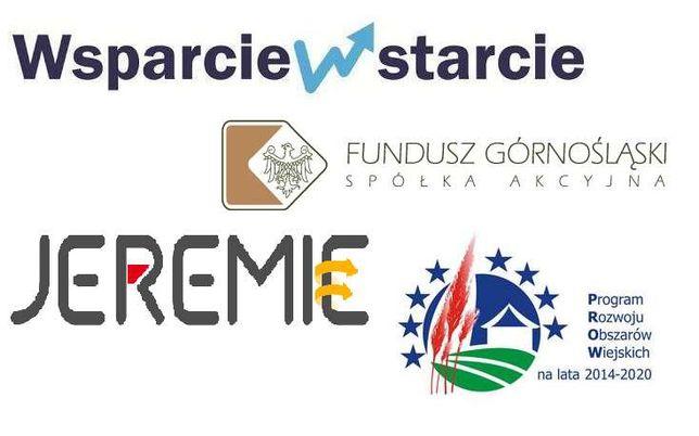 pozyskiwanie dotacji - WSPARCIE W STARCIE / JEREMIE / LGD / PUP urząd