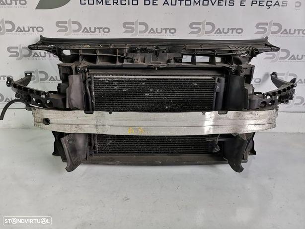 Frente em Fibra + Radiadores - Audi A3 8P