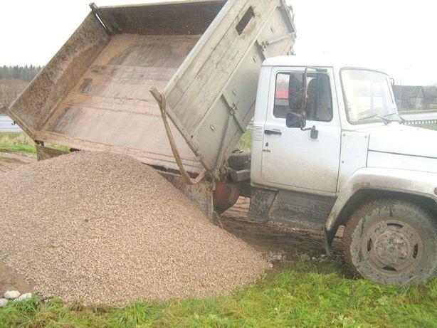 Песок доставка щебень чернозем вывоз мусора самосвалами