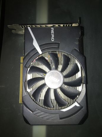 Видеокарта Msi Rx560 4GB (как GeForce 1050ti)