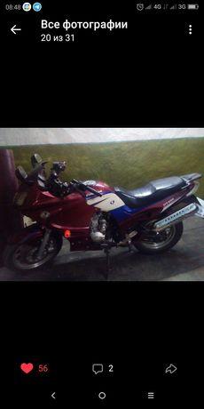 Мотоцыкл G-MAX RACER