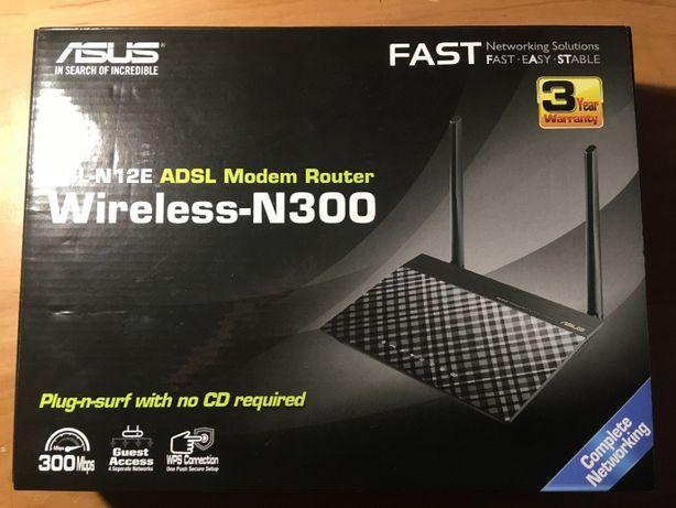 Router Asus DSL-N12E