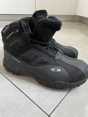 Meskie buty zimowe salomon