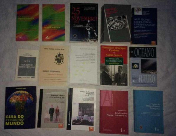 Livros História Portugal Diplomacia Política Democracia Revolução